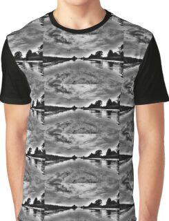 Sky Water & Light Graphic T-Shirt