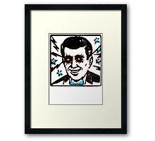 Hypnotic Trip Framed Print