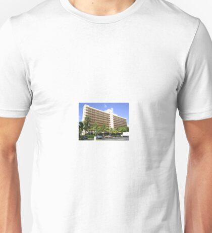 Miami Skyline Unisex T-Shirt