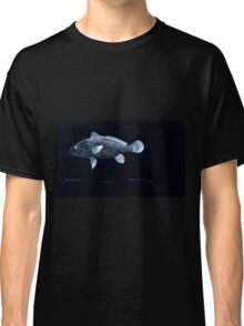 Natural History Fish Histoire naturelle des poissons Georges V1 V2 Cuvier 1849 154 Inverted Classic T-Shirt