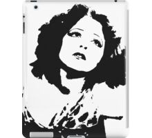 Clara Bow Unguarded iPad Case/Skin