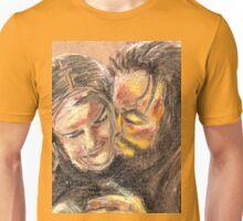 Mary's Kiss Unisex T-Shirt