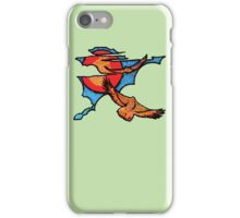 hawk in the sky iPhone Case/Skin
