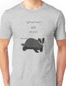 Sett On You - Badger Unisex T-Shirt