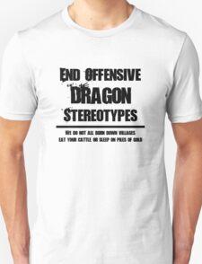 Misunderstood Dragons Unisex T-Shirt