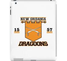 New Gridania Dragoons - FFXIV iPad Case/Skin