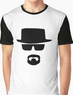 Heisenberg Breaking Bad Graphic T-Shirt