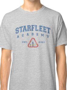 Star Fleet Academy Dark Vintage Classic T-Shirt