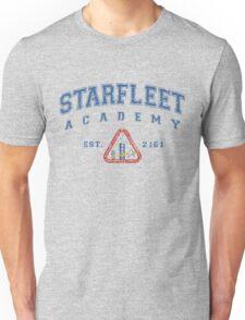 Star Fleet Academy Dark Vintage Unisex T-Shirt