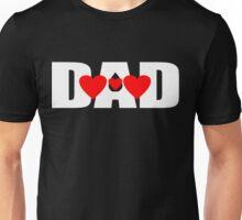 ღ♥°I Love Dad Fabulous Clothes & Phone/iPad/Laptop/MackBook Cases/Skins & Bags & Home Decor & Stationary°♥ღ Unisex T-Shirt