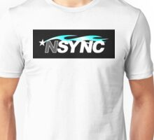 nsync logo tour dates Unisex T-Shirt