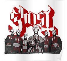 Papa Emeritus & Nameless Ghouls (Ghost Ghost BC) Poster