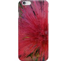 Bottle brush up close iPhone Case/Skin
