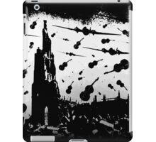 Psycho Attack - Black Print iPad Case/Skin