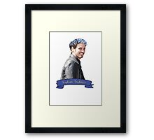 Hook - Captain Guyliner Framed Print