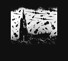 Psycho Attack - White Print Unisex T-Shirt