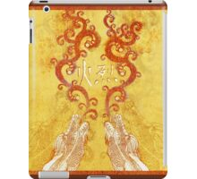 The Masters' + Element: Fire iPad Case/Skin