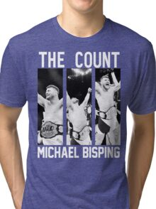 Michael Bisping Champion [FIGHT CAMP] Tri-blend T-Shirt