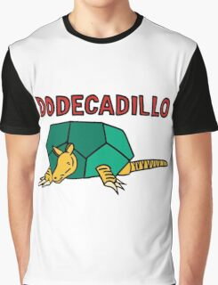 Dodecadillo Graphic T-Shirt