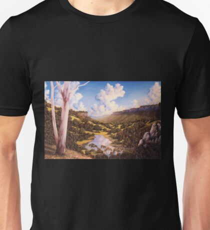 Billabong Under The Escarpments Unisex T-Shirt