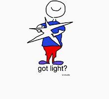 got light? Unisex T-Shirt
