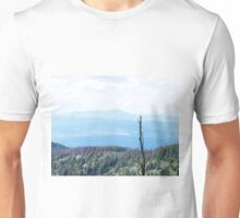 Columbia MT Top View Unisex T-Shirt