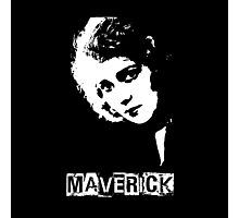Maverick - Ode to Mary Pickford Photographic Print