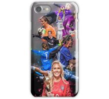 Ashlyn Harris From University of North Carolina to Orlando Pride + National Team iPhone Case/Skin
