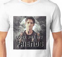 Teen Wolf Scott Mccall - I Look For My Friends Unisex T-Shirt