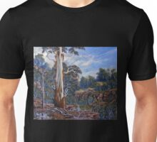 MOUNTAIN CLIFF TOP Unisex T-Shirt
