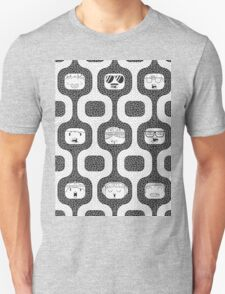 The Face of Rio - Ipanema Pavement Unisex T-Shirt