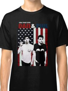 Dan and Phil Tour Classic T-Shirt