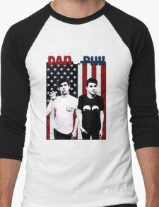 Dan and Phil Tour Men's Baseball ¾ T-Shirt
