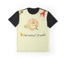 MessyChef Graphic T-Shirt