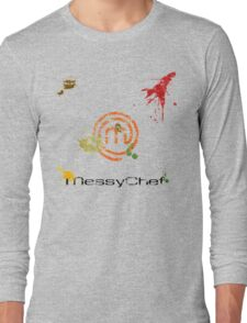 MessyChef Long Sleeve T-Shirt