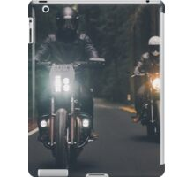 Motor bikers iPad Case/Skin