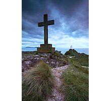 Celtic Light Photographic Print