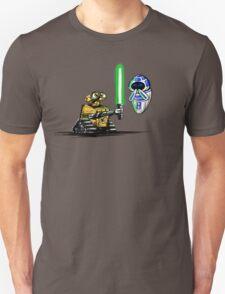 Happy Droids  Unisex T-Shirt