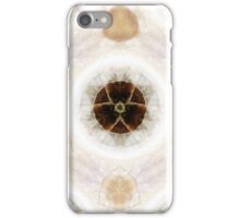 Flowercomb iPhone Case/Skin