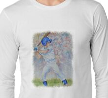 SPORTY - BASEBALL GAME Long Sleeve T-Shirt