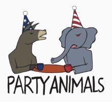 Party Animals Kids Tee