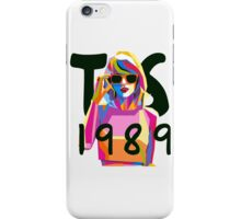 WPAP Taylor Swift 1989 iPhone Case/Skin