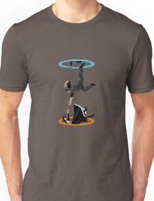 Portal in Bioshock Unisex T-Shirt