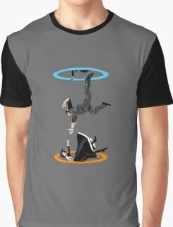 Portal in Bioshock Graphic T-Shirt