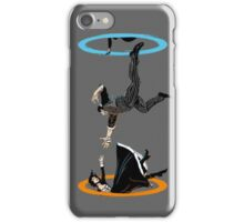 Portal in Bioshock iPhone Case/Skin