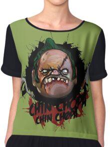 Pudge The Butcher Dota 2 Shirts Women's Chiffon Top