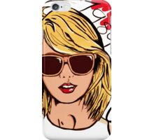 Taylor Alison Swift iPhone Case/Skin