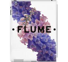 flume skin - white iPad Case/Skin
