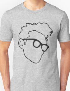 The Smiths Morrissey Outline. Unisex T-Shirt