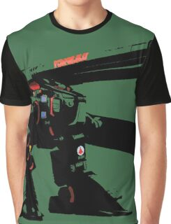 The Destroid Monster Graphic T-Shirt